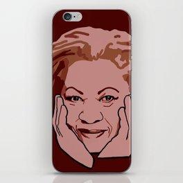 Toni Morrison iPhone Skin