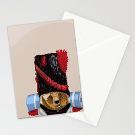 Monsieur L'Ours Stationery Cards