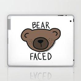 Bear Faced Laptop & iPad Skin