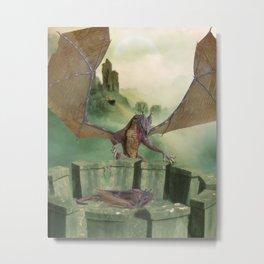 Dragon Land Metal Print