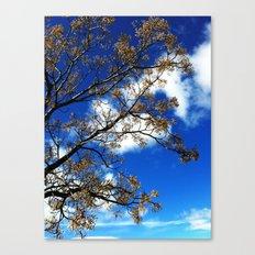 L'arbre de fées  Canvas Print