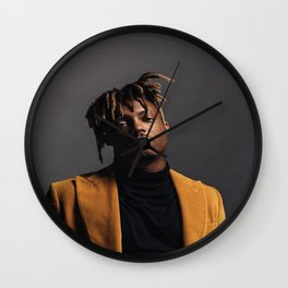 Juice Wrld Portrait Wall Clock