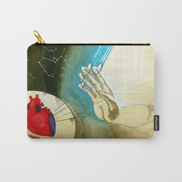 Crossing Worlds Just To Reach You Carry-All Pouch