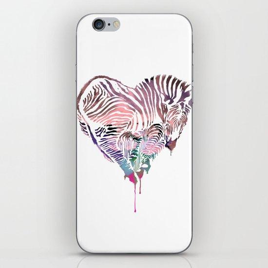 Z. Love iPhone & iPod Skin