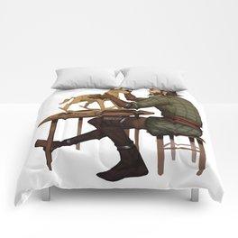 DA crew Blackwall Comforters