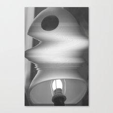 lamp Canvas Print