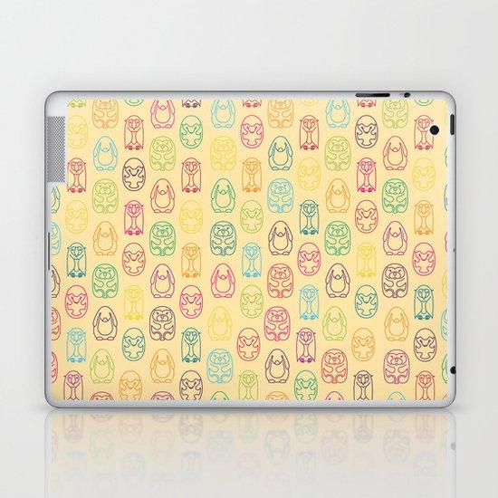 Animal Pattern Laptop & iPad Skin
