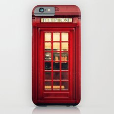 Magical Telephone Booth iPhone 6 Slim Case