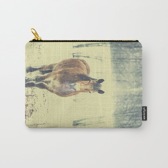 Wandering beauty Carry-All Pouch