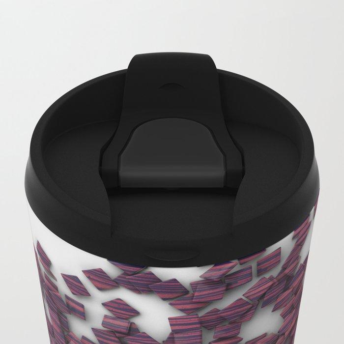PRPL BRK Metal Travel Mug
