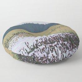The Grassy Bay, Algonquin Park Floor Pillow