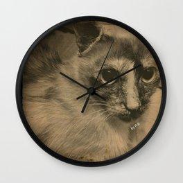 Misa I Wall Clock