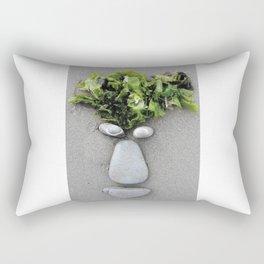 """EPHE""""MER"""" # 213 Rectangular Pillow"""