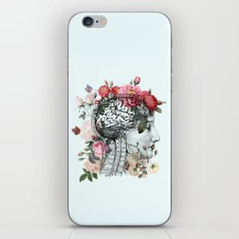 Beautiful Brain iPhone Skin