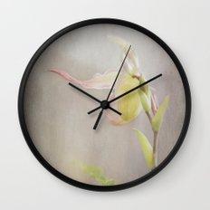 Whispering Lady Wall Clock