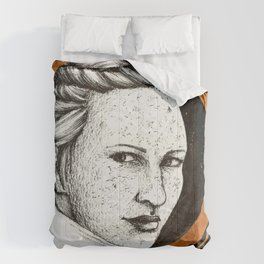Ladies of Dragon Age: Scout Harding Comforters