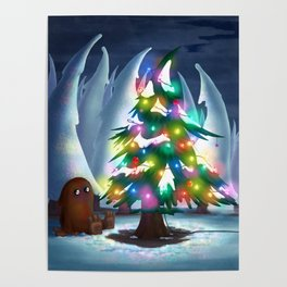 Waiting for Christmas Poster