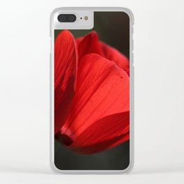 You light up my life Clear iPhone Case