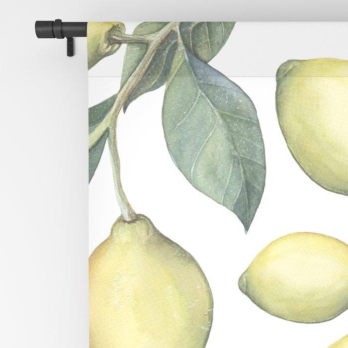 Lemon Fresh Blackout Curtain