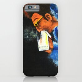 """""""HERE'S TO FEELIN' GOOD ALL THE TIME"""" iPhone Case"""