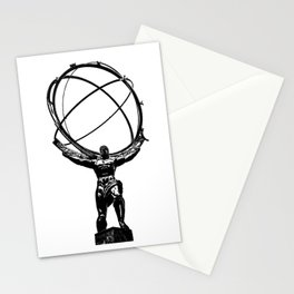 Atlas Stationery Cards