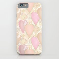 Retro . Valentine's Day . Slim Case iPhone 6s