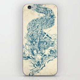 Horsemen of the Apocalypse iPhone Skin