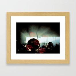 is this love Framed Art Print
