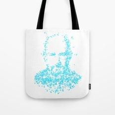 Breaking Bad - Blue Sky - Walter White - Heisenberg Tote Bag