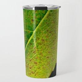 Leafy Details Travel Mug