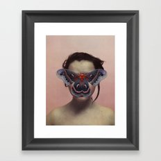 SUSPIRIA VISION Framed Art Print