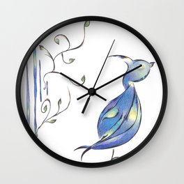 Bird 1 Wall Clock