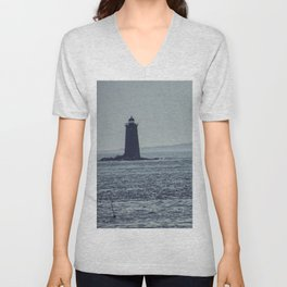 Whaleback Light Unisex V-Neck