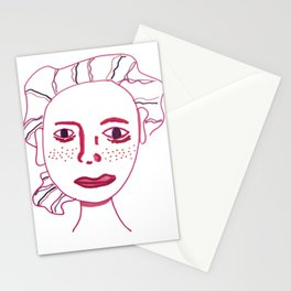 tired Stationery Cards