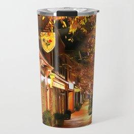 Gordonsville, Virginia a Night Travel Mug