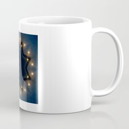 FULL MOON RISING STAR Coffee Mug