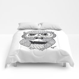 Richie the Owl Comforters