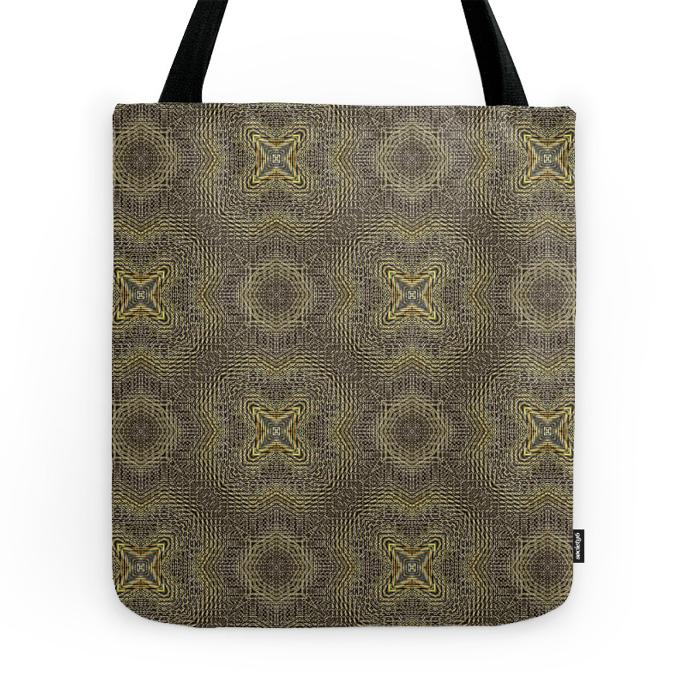 Fabric #10 Tote Purse by theartroomstudio (TBG7658957) photo