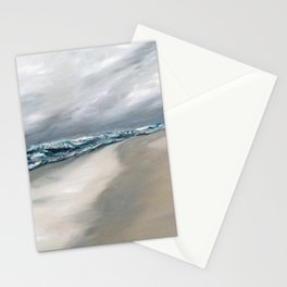 Beachscape Breezy Stationery Cards