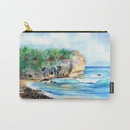 Shipwreck's Beach 4 Carry-All Pouch