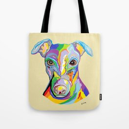 Greyhound Tote Bag
