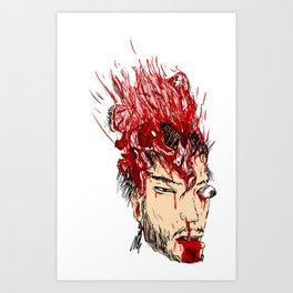 DEADFASE Art Print