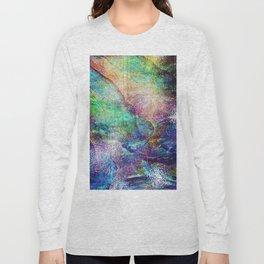 Mermaid Sea Ocean Shell Long Sleeve T-shirt