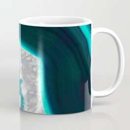 Fluo Agate Coffee Mug