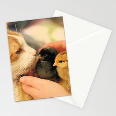 You're a funny looking rooster Dad! Stationery Cards