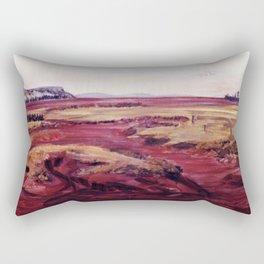 Nova Scotia, Canada  `Bay of Fundy' Rectangular Pillow
