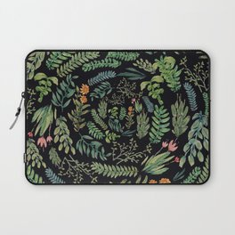 circular garden at nigth Laptop Sleeve