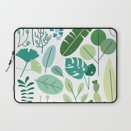 Botanical Chart Laptop Sleeve