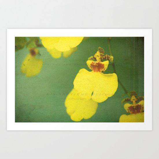 Float1 Art Print