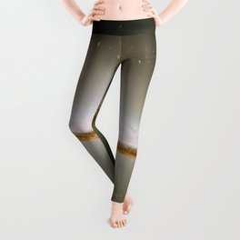 Sombrero Galaxy Leggings